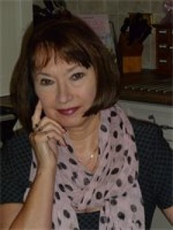 Award winning author Julia Ibbotson 