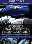 iUniverse Donny's Unauthorized Technical Guide to Harley-Davidson