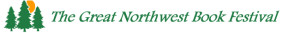 Great North West Book Festival logo