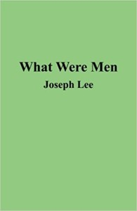 What Were Men front cover