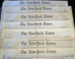 iUniverse: The New York Times
