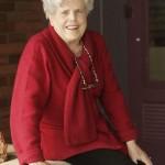 Author and brutal accident survivor Emma Lou Warner Thayne