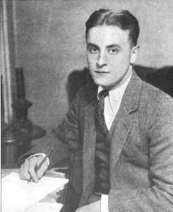 iUniverse F_Scott_Fitzgerald_1921
