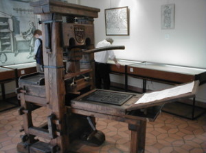 Gutenburg Press