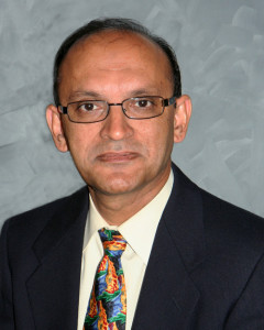 iUniverse author Ejaz Naqvi