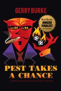 iUniverse Pest Takes a Chance