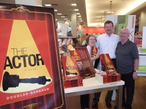 iUniverse The Actor book signing
