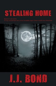 Stealing Home front cover