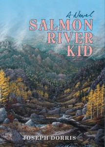 Salmon River Kid - dorris - front cover