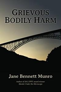 Jane Bennett Munro Front Cover